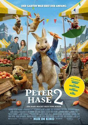 """Einer der coolsten Hasen ist zurück: Wir verlosen zum Kinostart von """"Peter Hase 2: Ein Hase macht sich vom Acker"""" ein tolles Fan-Paket"""