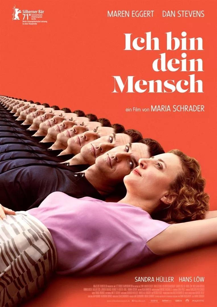 """Der neue Film von Maria Schrader: Wir verlosen zum Kinostart von """"Ich bin dein Mensch"""" ein tolles Fan-Paket"""