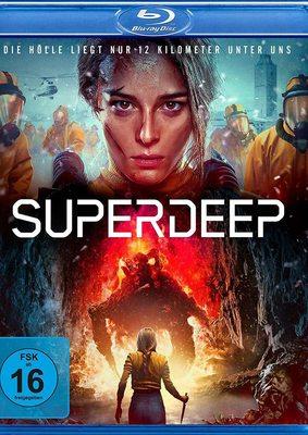 """Tief, tiefer, """"Superdeep"""": Wir verlosen den Horrorfilm auf BD"""