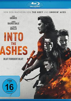 """Action mit Frank Grillo: Wir verlosen """"Into the Ashes"""" auf BD"""