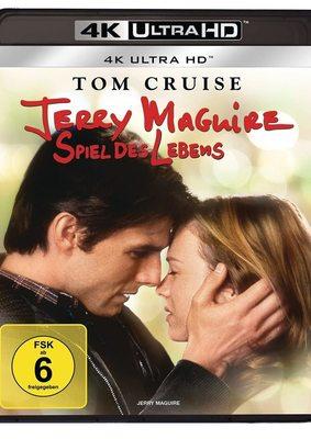 """""""Jerry Maguire - Spiel des Lebens"""": Wir verlosen die charmante Komödie mit Tom Cruise als 4K UHD"""
