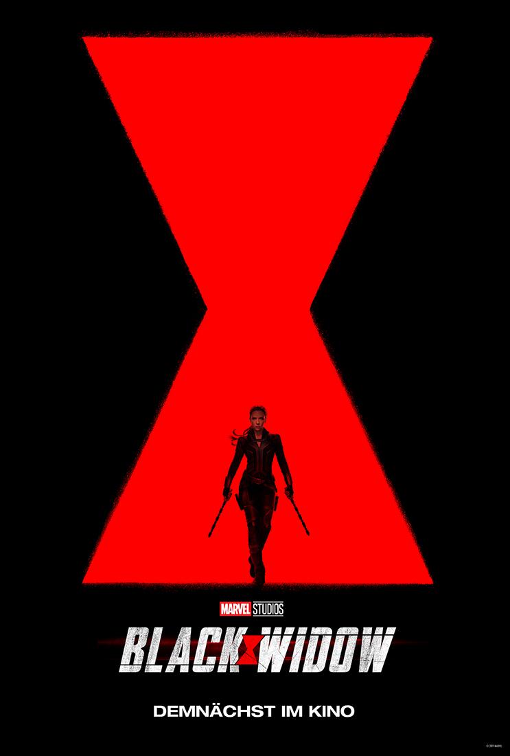 """Der Beginn von Phase 4: Wir verlosen zum Start von """"Black Widow"""" ein tolles Fan-Paket"""