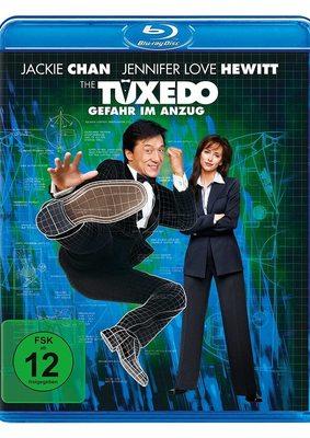 """Jackie Chan im feinen Zwirn: Wir verlosen """"The Tuxedo - Gefahr im Anzug"""" auf BD"""