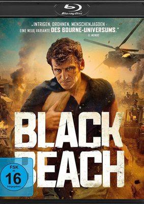 """Intrigen, Drohnen, Menschenjagden: Wir verlosen den Thriller """"Black Beach"""" auf BD"""