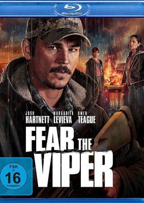 """Opioiden-Thriller mit Josh Hartnett: Wir verlosen """"Fear The Viper"""" auf BD"""
