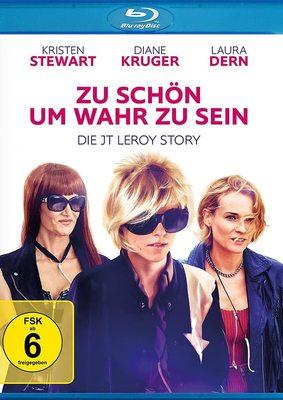 """Wir verlosen """"Zu schön um wahr zu sein - Die JT LeRoy Story"""" mit Kristen Stewart, Laura Dern und Diane Kruger auf BD"""