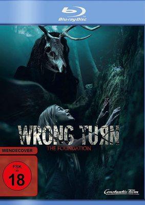 """Gefährliche Wälder: Wir verlosen das Reboot """"Wrong Turn - The Foundation"""" auf BD"""