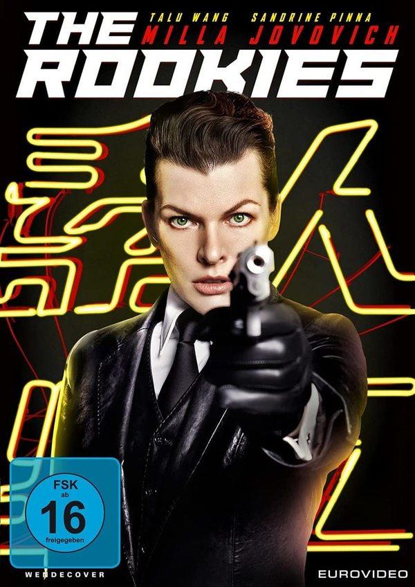 """Action mit Milla Jovovich: Wir verlosen den Actioner """"The Rookies"""" auf DVD"""
