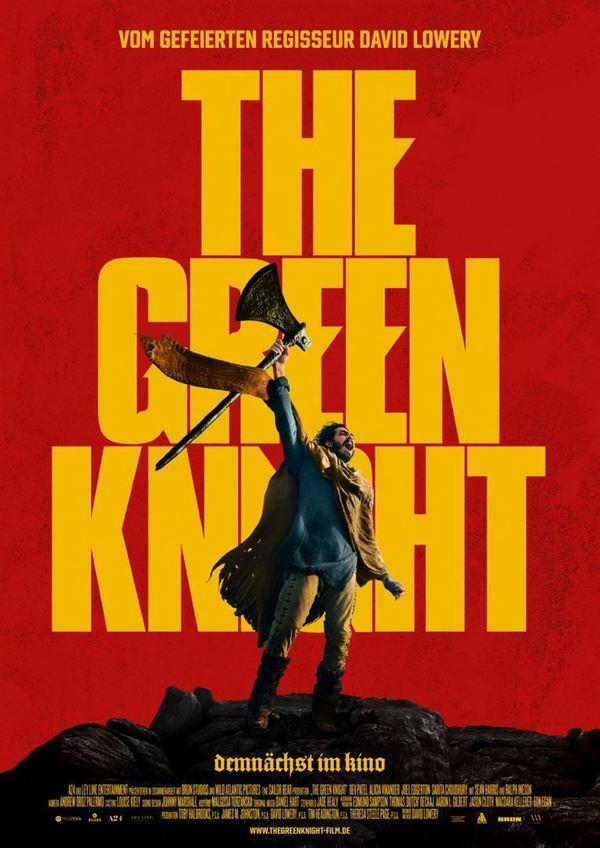 """Die abenteuerliche Geschichte von Sir Gawain - Wir verlosen Freikarten zu """"The Green Knight"""""""