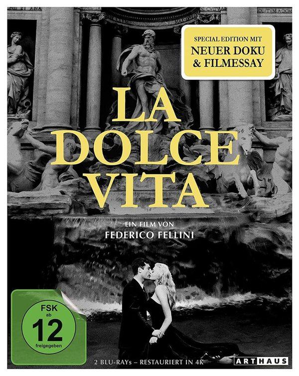 """Das süße Leben: Wir verlosen den Klassiker """"La Dolce Vita"""" in 4K restauriert auf BD"""
