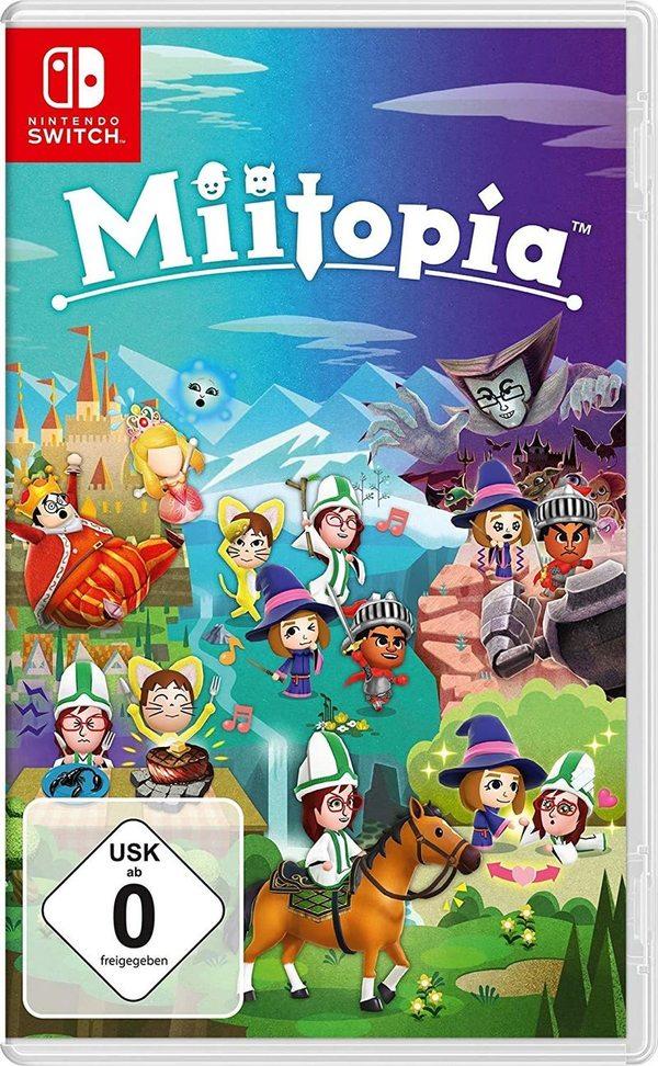 """Bühnenreif: Wir verlosen dreimal das Videospiel """"Miitopia"""" für Nintendo Switch!"""