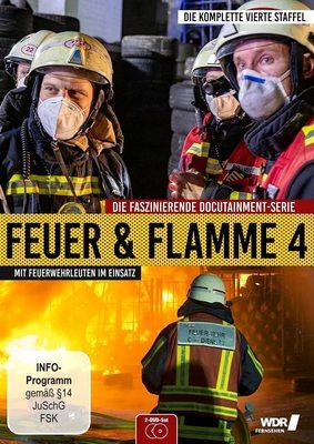 """Im Einsatz: Wir verlosen die vierte Staffel von """"Feuer & Flamme"""" auf DVD"""