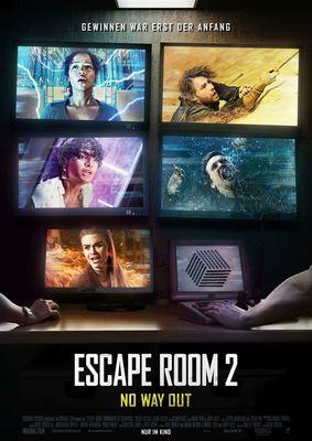 """Das Spiel geht weiter: Wir verlosen zum Start von """"Escape Room 2: No Way Out"""" ein schönes Fan-Paket"""