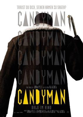 """Sag nicht seinen Namen: Wir verlosen zum Start von """"Candyman"""" Kinokarten"""