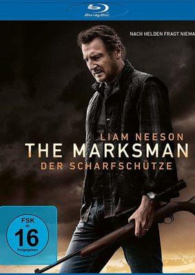 """Liam Neeson gibt nicht auf: Wir verlosen den Action-Thriller """"The Marksman - Der Scharfschütze"""" auf BD"""