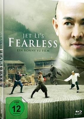 """Jet Li in Bestform: Wir verlosen den Martial-Arts-Klassiker """"Jet Li's Fearless"""" als limitiertes Mediabook"""