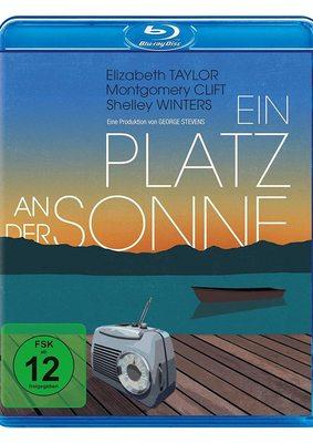 """Der Klassiker mit Montgomery Clift und Elizabeth Taylor: Wir verlosen """"Ein Platz an der Sonne"""" auf BD"""