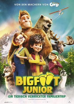 """Ein abgedrehter Roadtrip: Wir verlosen zum Start von """"Bigfoot Junior - Ein tierisch verrückter Familientrip"""" die DVD des Vorgängers"""