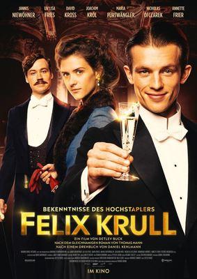 """Ein meisterhafter Hochstapler: Wir verlosen zum Start von """"Bekenntnisse des Hochstaplers Felix Krull"""" tolle Fan-Pakete"""