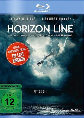 """Flug ohne Pilot: Wir verlosen den spannenden Thriller """"Horizon Line"""" auf BD"""