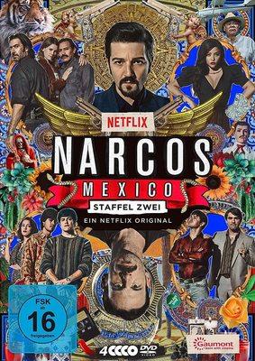 """Der Drogenkrieg geht weiter: Wir verlosen die 2. Staffel von """"Narcos: Mexico"""" auf DVD oder BD"""