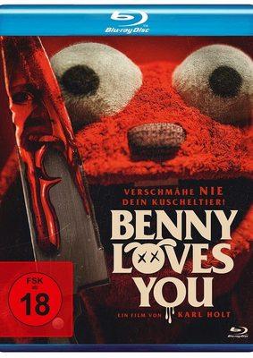 """Kinderspielzeug kann tödlich sein: Wir verlosen die Horror-Komödie """"Benny Loves You"""" auf BD"""