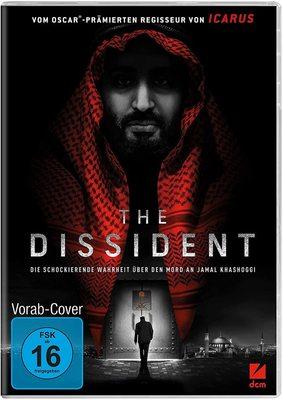 """Der Fall Khashoggi: Wir verlosen die eindringliche und wichtige Dokumentation """"The Dissident"""" auf DVD"""