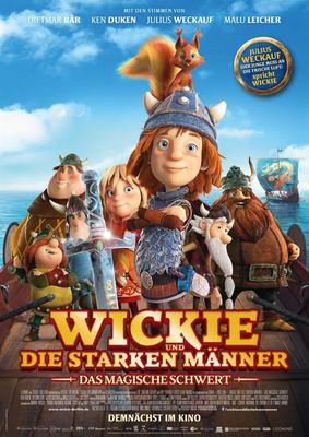 """Das nächste Abenteuer wartet: Wir verlosen zum Start von """"Wickie und die starken Männer - Das magische Schwert"""" tolle Fan-Pakete"""