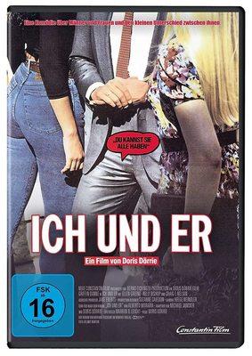 """Von Doris Dörrie: Wir verlosen die Komödie """"Ich und Er"""" auf DVD oder BD"""
