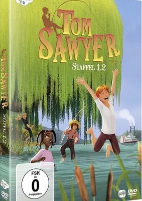 """Die Abenteuer gehen weiter: Wir verlosen den zweiten Teil der ersten Staffel von """"Tom Sawyer"""" auf DVD und als Hörspiel"""