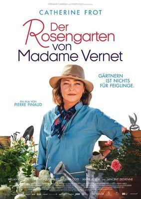"""Die Goldenen Rose: Wir verlosen zum Start von """"Der Rosengarten von Madame Vernet"""" ein passendes Buch"""