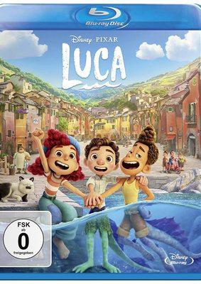 """Sommer, Sonne, Seemonster: Wir verlosen zum Start des Pixar-Animationsfilms """"Luca"""" ein tolles Fan-Paket"""
