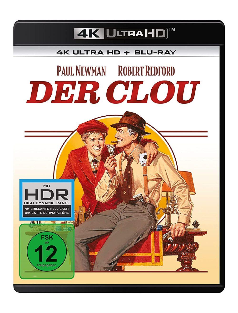 """Ein Meisterwerk im Genre: Wir verlosen den Klassiker """"Der Clou"""" auf 4K"""