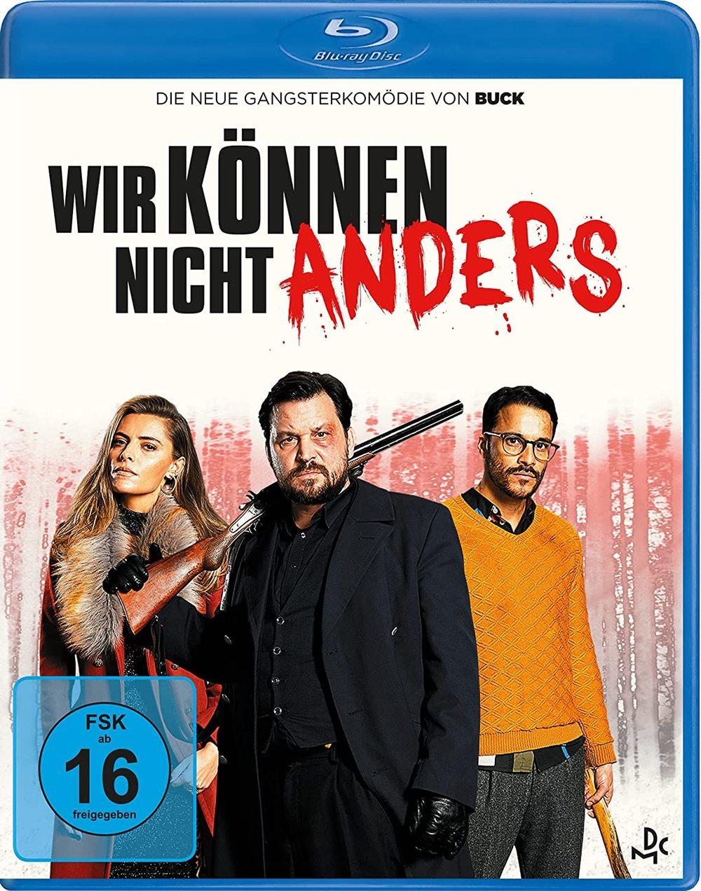 """Bad Christmas: Wir verlosen den deutschen Krimi-Thriller """"Wir können nicht anders"""" auf BD"""