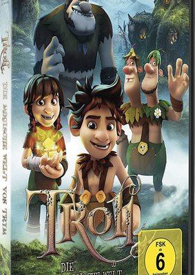 """Ein zauberhaftes Abenteuer: Wir verlosen den Animationsfilm """"Troll - Die magische Welt von Trym"""" auf BD"""