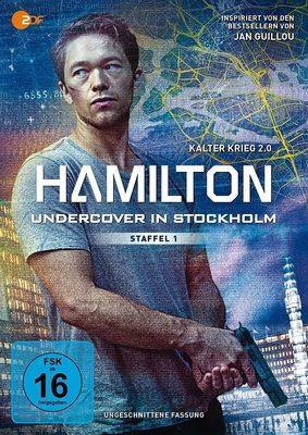 """Undercover in Stockholm: Wir verlosen die Thriller-Serie """"Hamilton"""" auf DVD"""