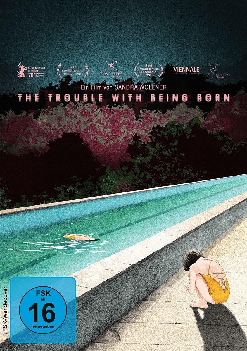 """Die Geister die wir in uns tragen: Wir verlosen das Sci-Fi-Drama """"The Trouble With Being Born"""" auf DVD"""