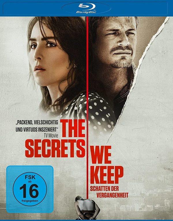 """Schatten der Vergangenheit: Wir verlosen den Thriller """"The Secrets We Keep"""" auf BD"""