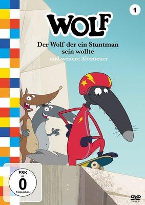 """Der Wolf der ein Stuntman sein wollte: Wir verlosen die Kinderserie """"Wolf - Teil 1"""" auf DVD"""