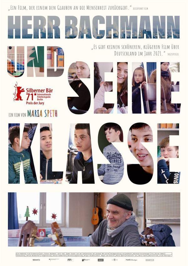"""Ein kleines Stück Leben: Wir verlosen zum Start von """"Herr Bachmann und seine Klasse"""" Kinokarten"""