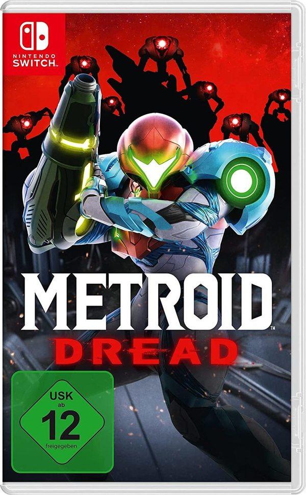 """Bedrohung liegt in der Luft: Wir verlosen das Videospiel """"Metroid Dread"""" für Nintendo Switch!"""