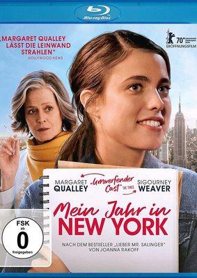 """Nach dem Bestseller von Joanna Rakoff: Wir verlosen das Drama """"Mein Jahr in New York"""" auf BD"""