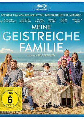 """Von Regisseur Éric Besnard: Wir verlosen die Dramödie """"Meine geistreiche Familie"""" auf BD"""