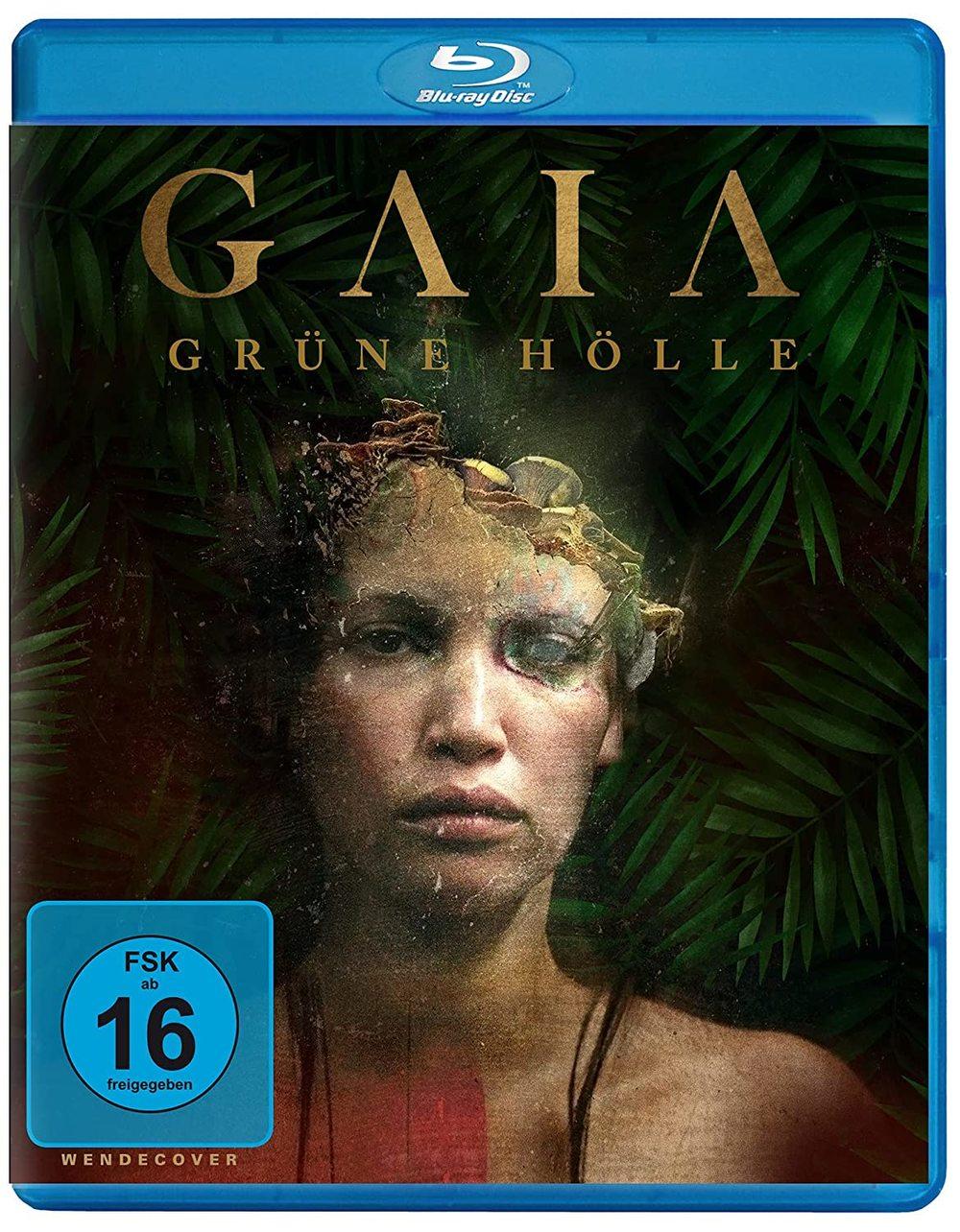 """Grüne Hölle: Wir verlosen den Fantasy-Horror """"GAIA"""" auf BD"""