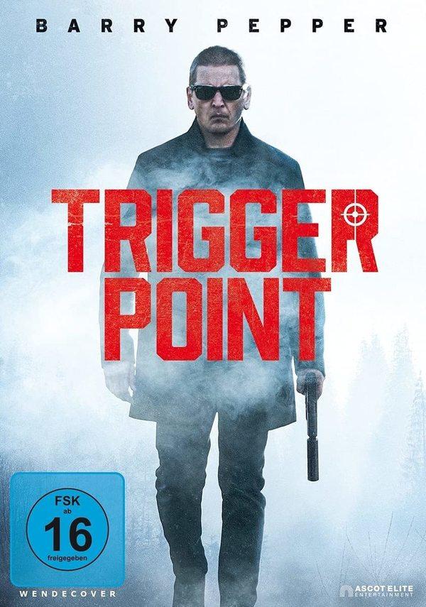 """Barry Pepper in Action: Wir verlosen den Actioner """"Trigger Point"""" auf DVD oder BD"""