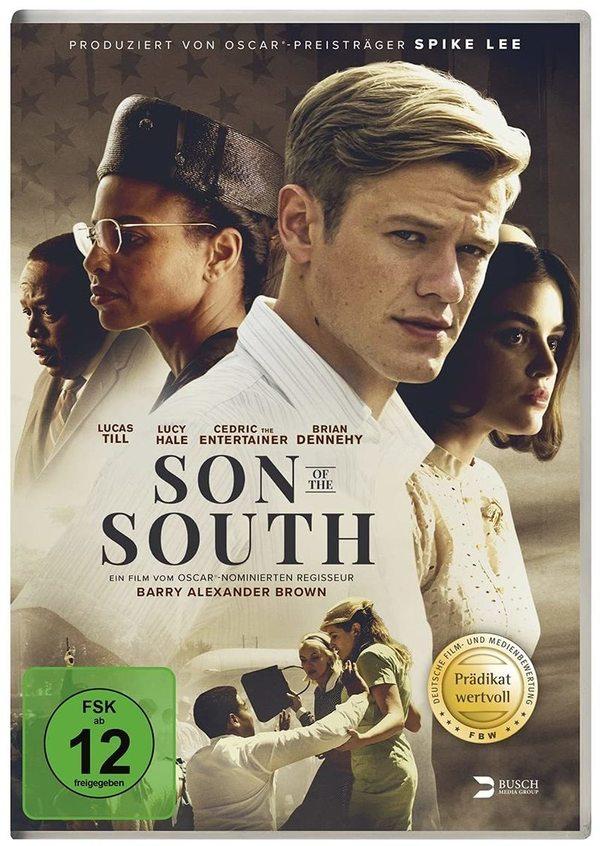 """Produziert von Spike Lee: Wir verlosen das Rassismus-Drama """"Son of the South"""" auf DVD oder BD und zwar signiert von Lucas Till"""