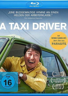 """In einem Taxi nach Gwangju: Wir verlosen den packenden """"A Taxi Driver"""" auf BD"""