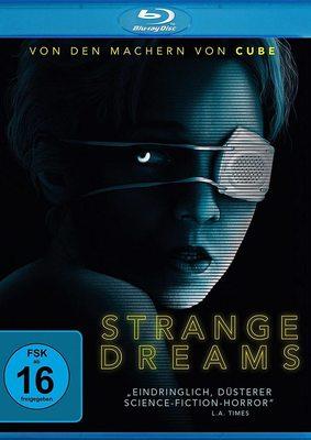 """Die Grenzen des Unterbewusstseins: Wir verlosen den Sci-Fi-Horror """"Strange Dreams"""" auf BD"""