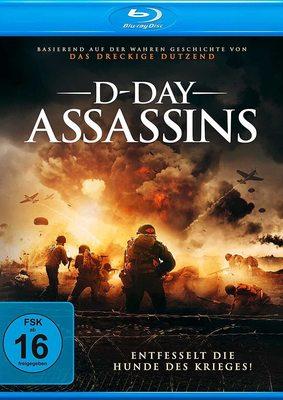 """Entfesselt die Hunde des Krieges: Wir verlosen den Kriegsfilm """"D-Day Assassins"""" auf BD"""