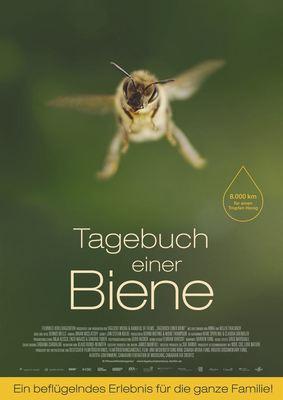 """Von Honig und Regentropfen: Wir verlosen zum Start von """"Tagebuch einer Biene"""" Kinokarten"""